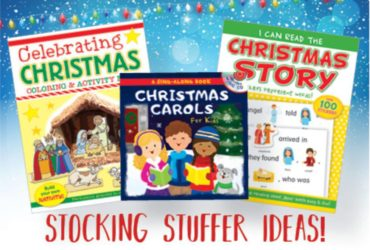 Stocking Stuffer Ideas With Barbour Publishing
